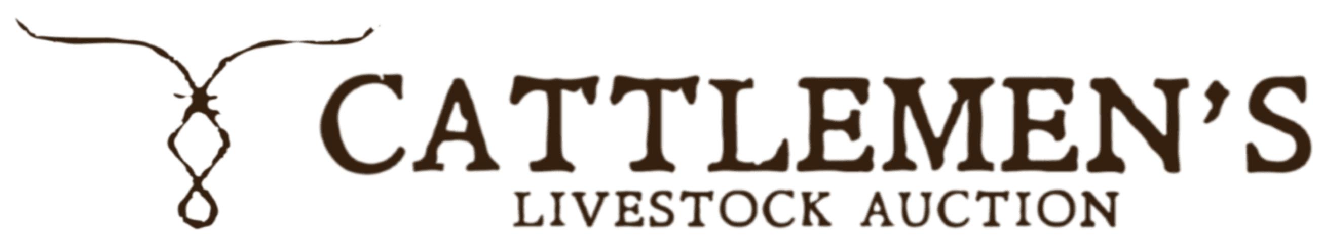 Cattlemen's Livestock Auction Horizontal Logo